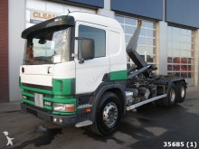 camión Scania P 114.380 6x4 Retarder Manual Full steel