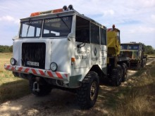 camion Berliet TBU 15 CLD