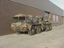 camion MAN BFK 3040 8X8 FAUN CRANE