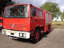 camion fourgon pompe-tonne/secours routier Renault
