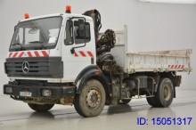 camion Mercedes SK 1824 - Spring Susp.