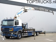 camion DAF CF 85.380 6X2 EFFER 48TM CRANE WITH REMOTE