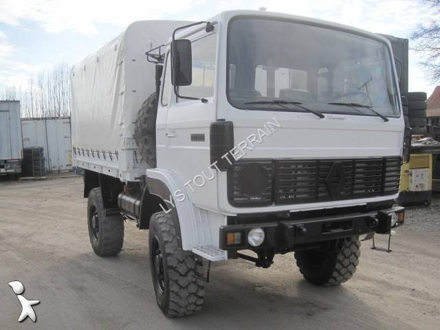 camion renault militaire trm 2000 4x4 gazoil euro 6 occasion n 1509367. Black Bedroom Furniture Sets. Home Design Ideas