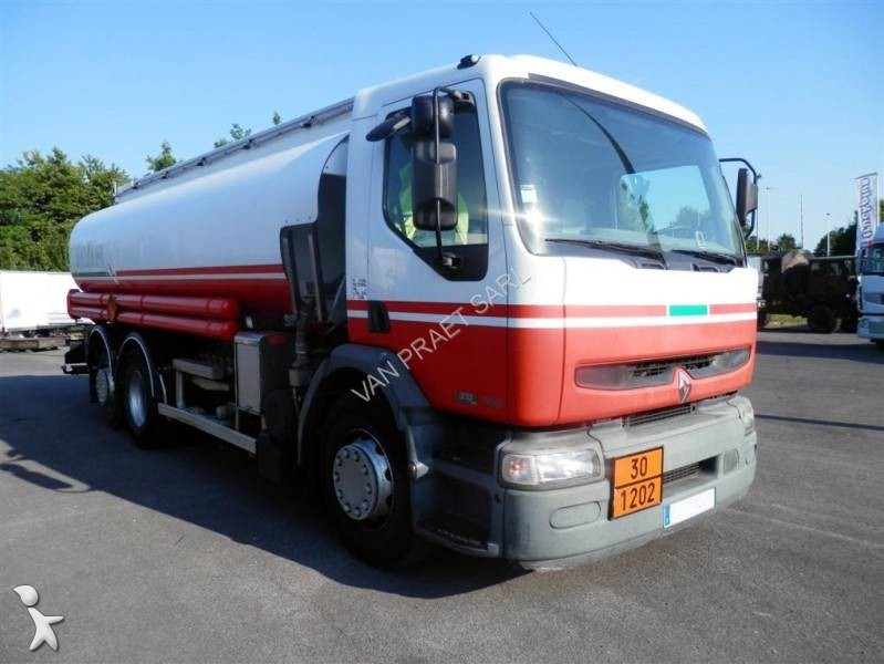 camion citerne hydrocarbures occasion renault premium 370 dci gazoil annonce n 1513022. Black Bedroom Furniture Sets. Home Design Ideas