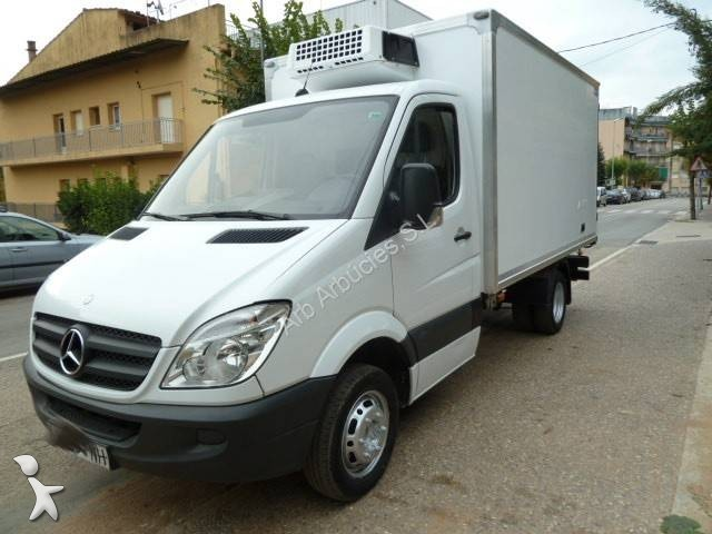 camion mercedes frigo thermoking sprinter 515 cdi euro 4 occasion n 1514644. Black Bedroom Furniture Sets. Home Design Ideas