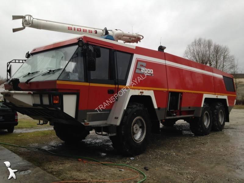 camion mercedes fourgon pompe tonne secours routier 6x6 gazoil euro 2 occasion n 1519357. Black Bedroom Furniture Sets. Home Design Ideas