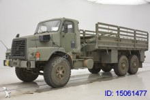 camion militare incidentato