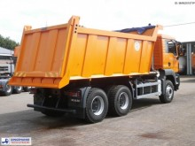 camión MAN TGS 33.400 6X4 tipper 16 m3 NEW