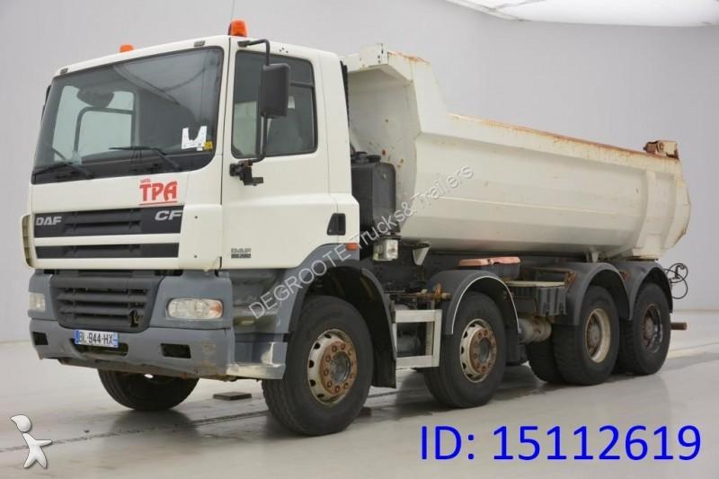Camion daf ribaltabili 203 annunci di camion daf for Rimorchi ribaltabili trilaterali usati