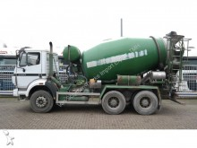 camión Mercedes SK 2727 6x4 CONCRETE MIXER MANUAL STEEL SUSPENSI