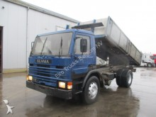 camion Scania 112 - 320 (FULL STEEL SUSPENSION)