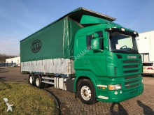 camión Scania R 480 Full Steel 10 tyes