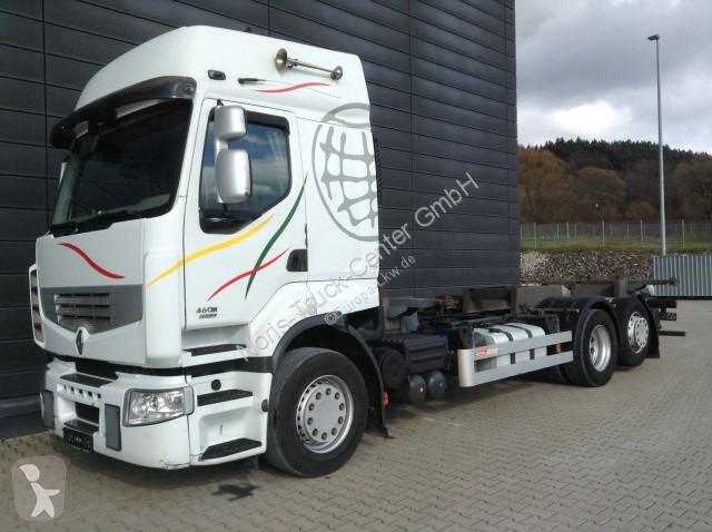 Vedere le foto Camion Renault 460 6x2 BDF EEV