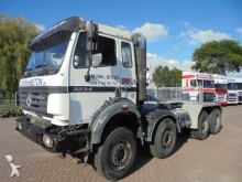 camion Mercedes 3234 SK 8x4 chassis manual
