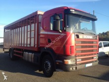 camion Scania G 124 420 BETAILLERE
