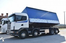 camion ribaltabile bilaterale Scania