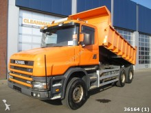 camión Scania T 124.400 6x4 Manual Euro 2
