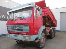 camion Mercedes 2632 6X4 SPRING SUSPENSION