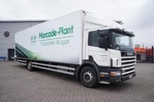 camion fourgon Scania