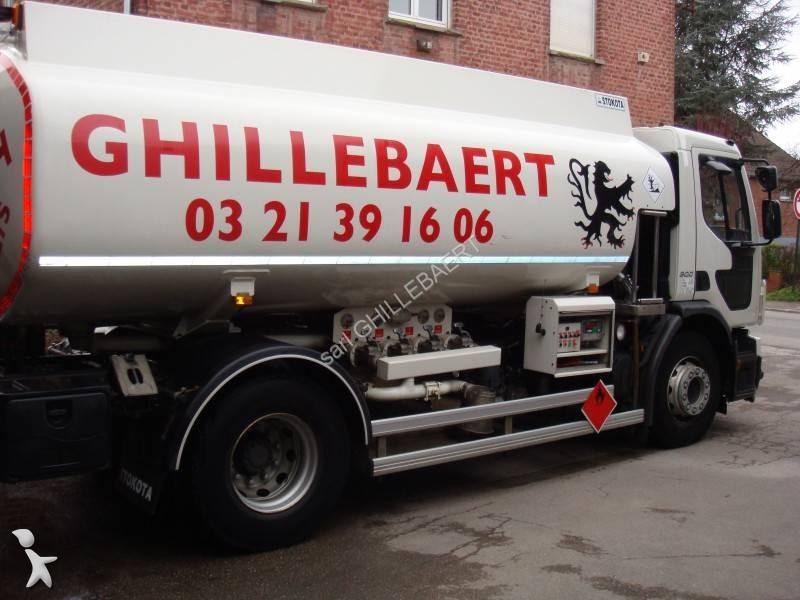camion citerne hydrocarbures occasion volvo fe 300 gazoil annonce n 1621214. Black Bedroom Furniture Sets. Home Design Ideas