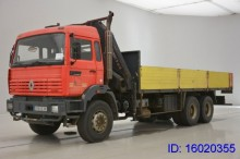 camion Renault G340 - 6X4