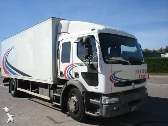 camion renault auto cole premium 250 4x2 gazoil euro 2. Black Bedroom Furniture Sets. Home Design Ideas
