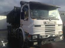 camión Scania 112 H INTERCOOLER AMPLIROLL