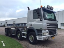 camion DAF CF 85 430 8x4 FULL STEEL