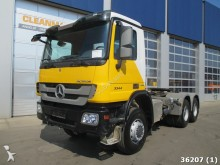 camion Mercedes Actros 3344 6x6 Bluetec Euro 5 Kiphydraulic