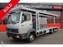 camion Mercedes Ecoliner 814 MANUAL, STEEL SUSPENSION, CAR TRANS