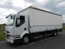used dropside tautliner truck