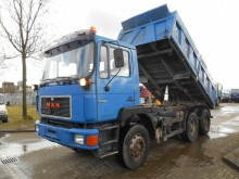 camión MAN 33.422 Kipper 6x4 Top Condition