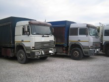 camion Iveco Turbostar 240.36