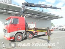 camion Volvo FH12 380 8X2 Manual Steelsuspension Liftachse Eu