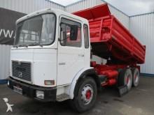 camión MAN 26-281 Tipper, Spring Suspension