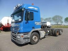 camión Mercedes Actros 2546 6X2 EPS 424 TKM