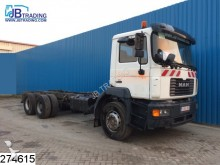 camion MAN 26 364 6x2, Manual, Airco, Naafreductie