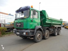 camion MAN FE 410