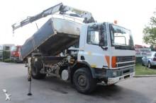 camión DAF 75 ATI 240 + PALFINGER PK14.500 3x HYDR- EURO 2