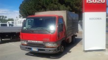 camion cassone centinato Mitsubishi