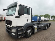 camion MAN 26.360 TGS 6X2 INTARDER PTO