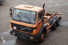 camion Mercedes 2527 manual