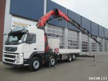 camión caja abierta Volvo