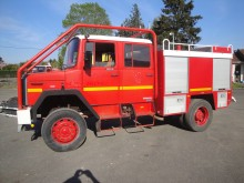 camion camion-cisterna incendi forestali Iveco