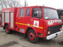camion camion-cisterna incendi forestali Berliet