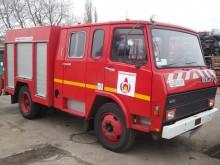 camion Berliet KB6 770