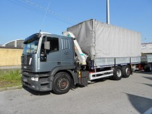 camión Iveco Eurotech Cursor 350