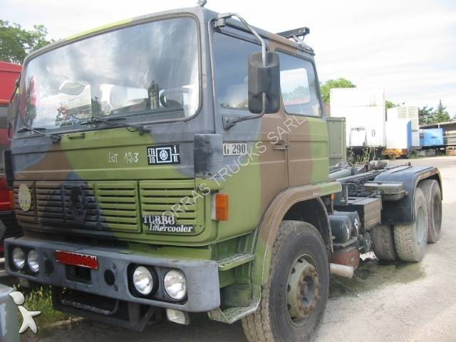 camion renault militaire gamme g 290 6x4 occasion