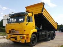 ciężarówka Kamaz 65115