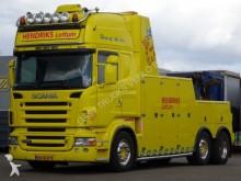 camion soccorso stradale Scania